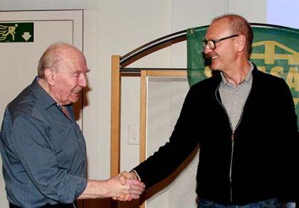 Jean-Paul passe la main à Laurent Telley